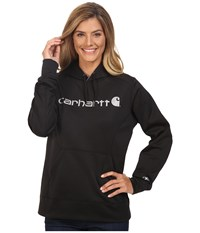 Carhartt Force Extremes Signature Graphic Hooded Sweatshirt Black Women's Sweatshirt