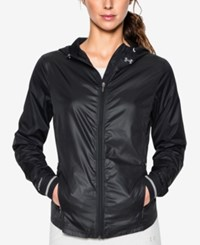 Under Armour Storm Layered Up Jacket Black Reflective Silver