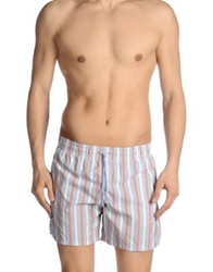 Roda Swimming Trunks Red