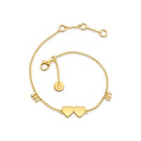 Daisy London Kbr4001 Ladies Bracelet Gold