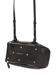 Givenchy Mini Pandora Metal Cross Leather Bag