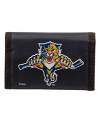 Rico Industries Florida Panthers Nylon Wallet Team Color