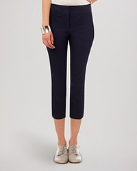 Phase Eight Pants Betty Cropped Navy