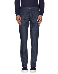 Paolo Pecora Denim Denim Trousers Men Dark Blue
