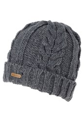 Pier One Hat Silver Anthracite