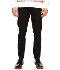 Vivienne Westwood Anglomania Classic Chino Pants Black Men's Casual Pants