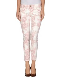 Shine Casual Pants Pink