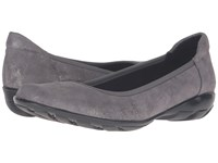 Vaneli Arvel Grey Malik Print Grey Nappa Mitch Elastic Women's Flat Shoes Gray