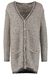 Bloom Cardigan Anthra Light Grey Anthracite