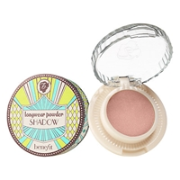 Benefit Longwear Powder Eyeshadow Nude Swings Soft Rose Gold Blingo Brilliant Silver