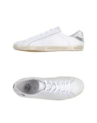 Fred Mello Low Tops And Trainers White