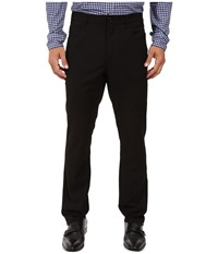 Perry Ellis Slim Fit Four Pocket Dress Pants Black Ice Men's Dress Pants