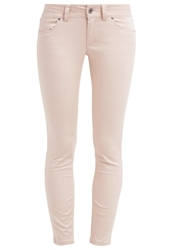 Marc O'polo Trousers Bleached Rose Apricot