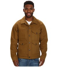 Filson Short Cruiser Warm Tan Men's Coat