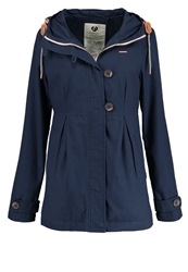 Ragwear Colette Summer Jacket Midnight Dark Blue