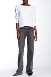Helmut Lang Flare Jean Gray