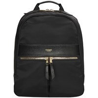 Knomo Baby Beauchamp Backpack For Laptops Up To 10 Black