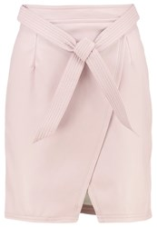 New Look Petite Mini Skirt Pale Pink