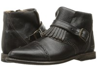 Bed Stu Dipper Black Rustic Leather Women's Boots
