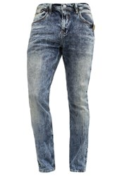Ltb Fabijan Slim Fit Jeans Enco Undamaged Wash Bleached Denim