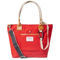 Master Piece Link Two Way Tote Red