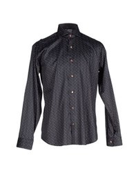 Bogosse Shirts Shirts Men Steel Grey