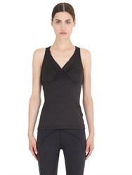 Prana Microfiber Tank Top With Perforated Back