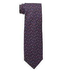 Tommy Hilfiger Stocking Print Red Ties