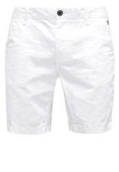 Petrol Industries Shorts Bright White Off White