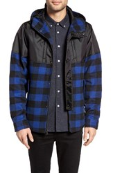 Civil Society Men's 'Stockholm' Colorblock Hooded Jacket