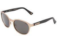 Zeal Optics 6Th Street Polarized Rose Gold Dark Grey Polarized Lens Sport Sunglasses Black