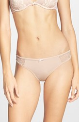 Women's Betsey Johnson 'Slinky' Thong 3 For 30