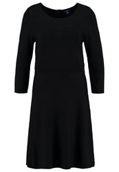 Tom Tailor Jumper Dress Black