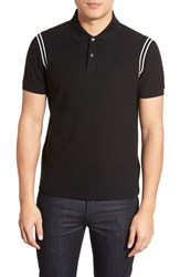 Kent And Curwen Men's Kent And Curwen Trim Fit Polo