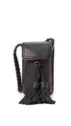 Rebecca Minkoff Isobel Phone Cross Body Bag Black