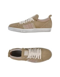 Primabase Low Tops And Trainers Camel