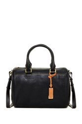 Ugg Lucy Leather Satchel Black