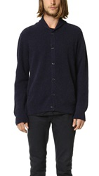 A.P.C. Waves Cardigan Dark Navy