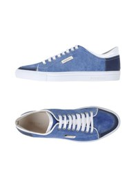 Iceberg Footwear Low Tops And Trainers Men Pastel Blue