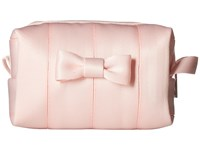 Harveys Seatbelt Bag Mini Bow Dopp Kit Rose Quartz Handbags Pink
