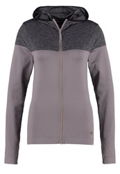 Asics Tracksuit Top Tiger Shark Grey