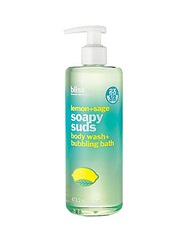 Bliss Lemon And Sage Soapy Suds 473Ml
