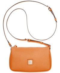 Dooney And Bourke Saffiano Lexi Crossbody Natural