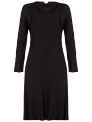 Ghost Elisa Dress Black