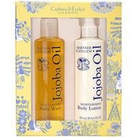 Crabtree And Evelyn Jojoba Oil Bath And Body Duo Gift Set