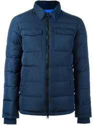 Rossignol 'Gravity' Padded Shirt Jacket Blue