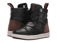 Tecnica Moon Boot Neil Lux Black Brown Cold Weather Boots