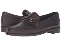 Sebago Heritage Bit Brown Oiled Waxy Leather Men's Shoes