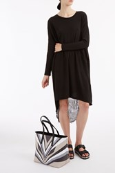 Raquel Allegra Oversized Dress