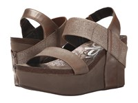 Otbt Bushnell New Bronze Women's Wedge Shoes
